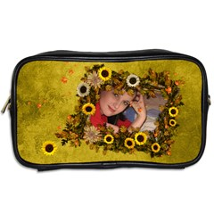 Autumn Delights   Toiletries Bag (two Sides)  By Picklestar Scraps   Toiletries Bag (two Sides)   155q8vgn2xj8   Www Artscow Com Back