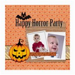 halloween - Medium Glasses Cloth (2 Sides)