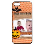 halloween - Apple iPhone 5 Seamless Case (Black)