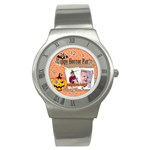 halloween - Stainless Steel Watch