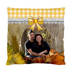 Autumn Pillow Two Sides By Kim Blair   Standard Cushion Case (two Sides)   Heiri3fk9n8n   Www Artscow Com Front