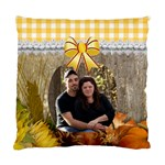 Autumn Pillow two sides - Standard Cushion Case (Two Sides)
