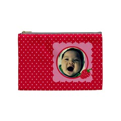 0 By 游雅惠   Cosmetic Bag (medium)   Fzibkf6e1pp0   Www Artscow Com Front