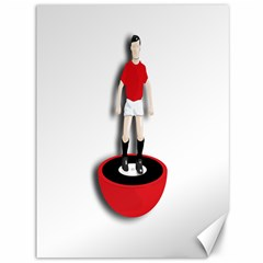 Subbuteo 3 Canvas 36  x 48  by OurInspiration