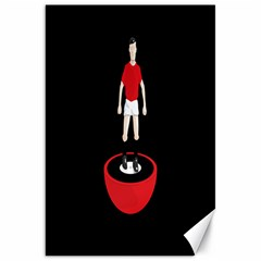 Subbuteo 3 Canvas 20  x 30  by OurInspiration