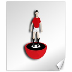 Subbuteo 3 Canvas 8  x 10  by OurInspiration