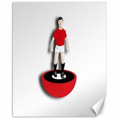 Subbuteo 3 Canvas 16  x 20  by OurInspiration