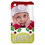 christmas - Apple iPhone 3G/3GS Hardshell Case