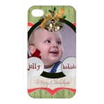 christmas - Apple iPhone 4/4S Premium Hardshell Case