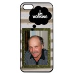 I am workin Apple iPhone 5 Seamless Case (Black)