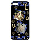 Love Apple iPhone 5 Seamless Case (Black)