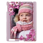 Floral Apple iPad 3 Hardshell case - Apple iPad 3/4 Hardshell Case