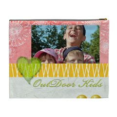 Kids By Joely   Cosmetic Bag (xl)   5hel12yn7gxo   Www Artscow Com Back