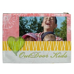 Kids By Joely   Cosmetic Bag (xxl)   Zjv5e0hz84m7   Www Artscow Com Back