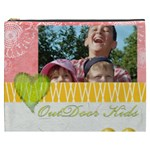 outdoor kids - Cosmetic Bag (XXXL)