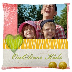 Kids By Joely   Large Cushion Case (two Sides)   Phno9ql7xf0p   Www Artscow Com Back