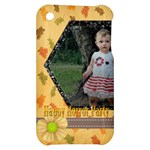 halloween - Apple iPhone 3G/3GS Hardshell Case