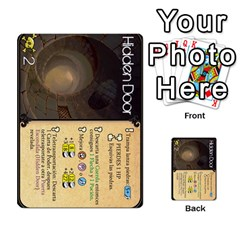 Dungeon D 1 By Gregorio   Multi Purpose Cards (rectangle)   6w3nul1huyfx   Www Artscow Com Front 6