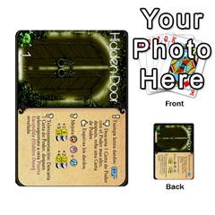 Dungeon D 1 By Gregorio   Multi Purpose Cards (rectangle)   6w3nul1huyfx   Www Artscow Com Front 7