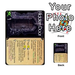 Dungeon D 1 By Gregorio   Multi Purpose Cards (rectangle)   6w3nul1huyfx   Www Artscow Com Front 8