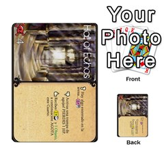 Dungeon D 1 By Gregorio   Multi Purpose Cards (rectangle)   6w3nul1huyfx   Www Artscow Com Front 11