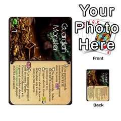 Dungeon D 1 By Gregorio   Multi Purpose Cards (rectangle)   6w3nul1huyfx   Www Artscow Com Front 15