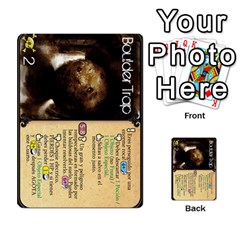 Dungeon D 1 By Gregorio   Multi Purpose Cards (rectangle)   6w3nul1huyfx   Www Artscow Com Front 18