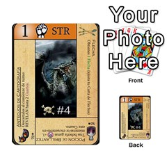 Dungeon D 1 By Gregorio   Multi Purpose Cards (rectangle)   6w3nul1huyfx   Www Artscow Com Front 20