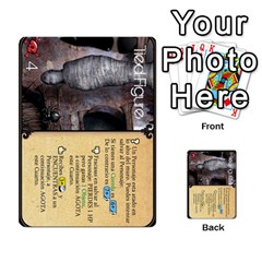 Dungeon D 1 By Gregorio   Multi Purpose Cards (rectangle)   6w3nul1huyfx   Www Artscow Com Front 3