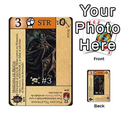 Dungeon D 1 By Gregorio   Multi Purpose Cards (rectangle)   6w3nul1huyfx   Www Artscow Com Front 22