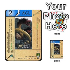 Dungeon D 1 By Gregorio   Multi Purpose Cards (rectangle)   6w3nul1huyfx   Www Artscow Com Front 26