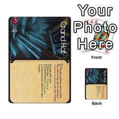 Dungeon D 1 By Gregorio   Multi Purpose Cards (rectangle)   6w3nul1huyfx   Www Artscow Com Front 4
