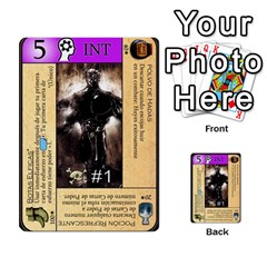 Dungeon D 1 By Gregorio   Multi Purpose Cards (rectangle)   6w3nul1huyfx   Www Artscow Com Front 34