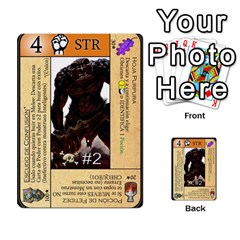 Dungeon D 1 By Gregorio   Multi Purpose Cards (rectangle)   6w3nul1huyfx   Www Artscow Com Front 44