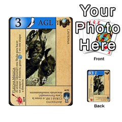 Dungeon D 1 By Gregorio   Multi Purpose Cards (rectangle)   6w3nul1huyfx   Www Artscow Com Front 48