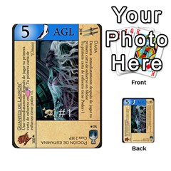 Dungeon D 1 By Gregorio   Multi Purpose Cards (rectangle)   6w3nul1huyfx   Www Artscow Com Front 50