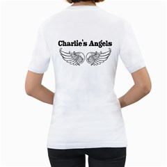 By Cathy Chaplin   Women s T Shirt (white) (two Sided)   Iap34krrbd0h   Www Artscow Com Back