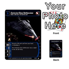 Star Wars Tcg Ix By Jaume Salva I Lara   Multi Purpose Cards (rectangle)   W5k2mtiqpbkl   Www Artscow Com Front 53