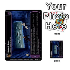 Star Wars Tcg Ix By Jaume Salva I Lara   Multi Purpose Cards (rectangle)   W5k2mtiqpbkl   Www Artscow Com Front 3