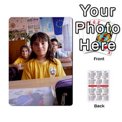 Kalendari 2 By Penka Mihaylova   Playing Cards 54 Designs   Vyarphjtrtoe   Www Artscow Com Front - Spade4