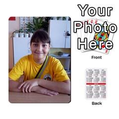 Kalendari 2 By Penka Mihaylova   Playing Cards 54 Designs   Vyarphjtrtoe   Www Artscow Com Front - Club4