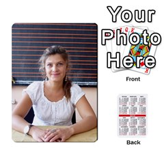 Jack Kalendari 2 By Penka Mihaylova   Playing Cards 54 Designs   Vyarphjtrtoe   Www Artscow Com Front - ClubJ