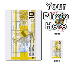 Design Competition For Swiss Francs By Geni Palladin   Multi Purpose Cards (rectangle)   013u2cj6o2d7   Www Artscow Com Front 25