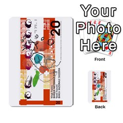 Design Competition For Swiss Francs By Geni Palladin   Multi Purpose Cards (rectangle)   013u2cj6o2d7   Www Artscow Com Front 26