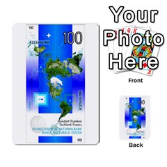 Design Competition For Swiss Francs By Geni Palladin   Multi Purpose Cards (rectangle)   013u2cj6o2d7   Www Artscow Com Back 4