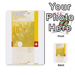 Design Competition For Swiss Francs By Geni Palladin   Multi Purpose Cards (rectangle)   013u2cj6o2d7   Www Artscow Com Front 43