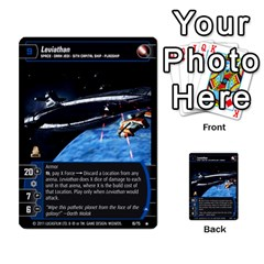 Star Wars Tcg X By Jaume Salva I Lara   Multi Purpose Cards (rectangle)   Vegj9py9njp2   Www Artscow Com Front 21