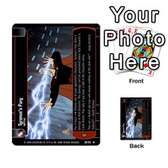 Star Wars Tcg X By Jaume Salva I Lara   Multi Purpose Cards (rectangle)   Vegj9py9njp2   Www Artscow Com Front 36