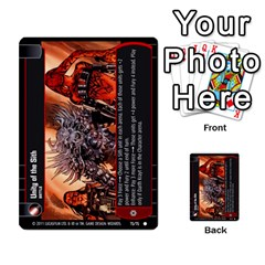 Star Wars Tcg X By Jaume Salva I Lara   Multi Purpose Cards (rectangle)   Vegj9py9njp2   Www Artscow Com Front 46