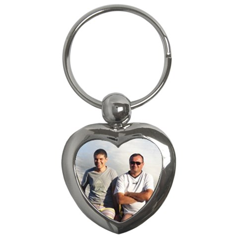 Dani I Rosen By Georgiev   Key Chain (heart)   Gap4p763sp61   Www Artscow Com Front